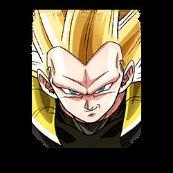 Blazing Fusion Warrior Super Saiyan 3 Gotenks (Teen)