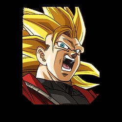 Super Warrior on a Whole Other Level Super Saiyan 3 Goku (Xeno)