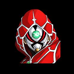 Invasion of the Dark Empire Dark Masked King